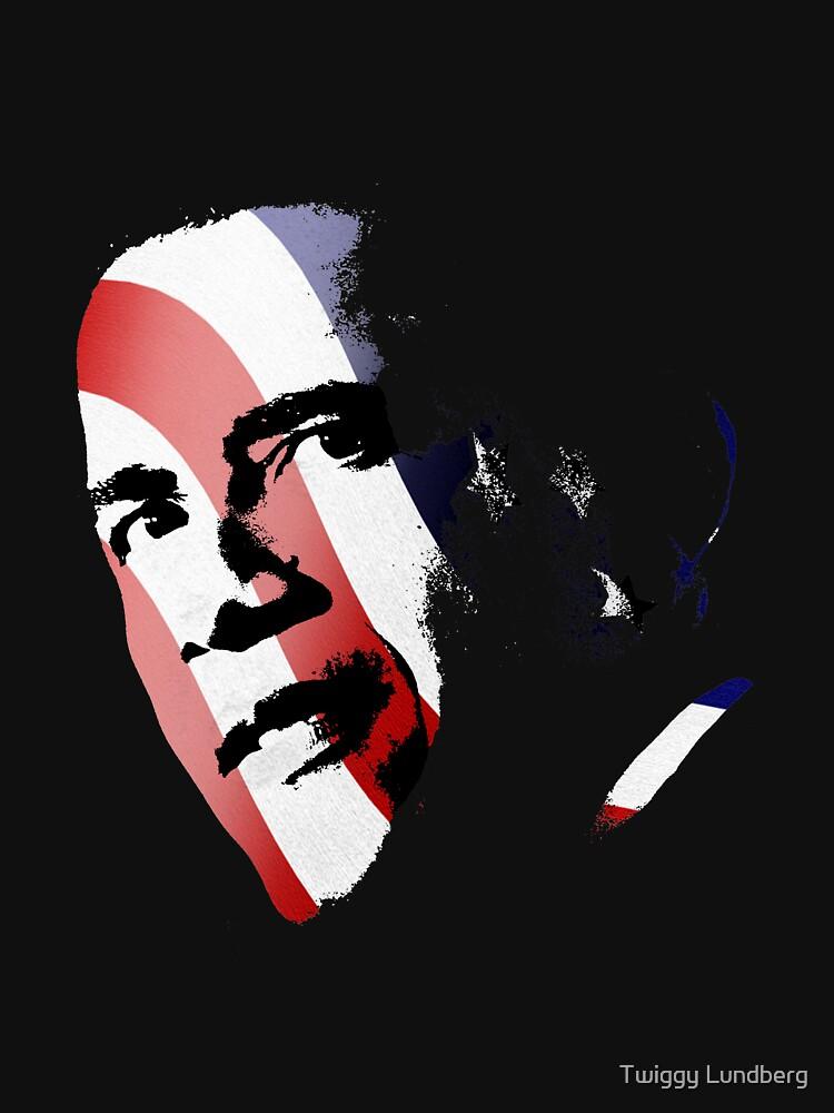 Barack Obama Signature by JayBakkerArt