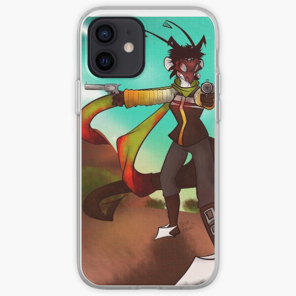 Look Alive! iPhone Soft Case