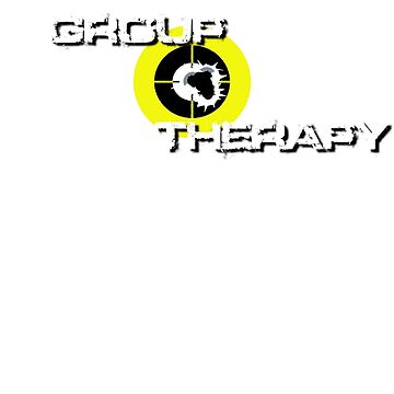 Group Therapy  - white text by cstronner