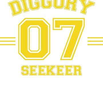 Diggory - Seeker by aurorpotter