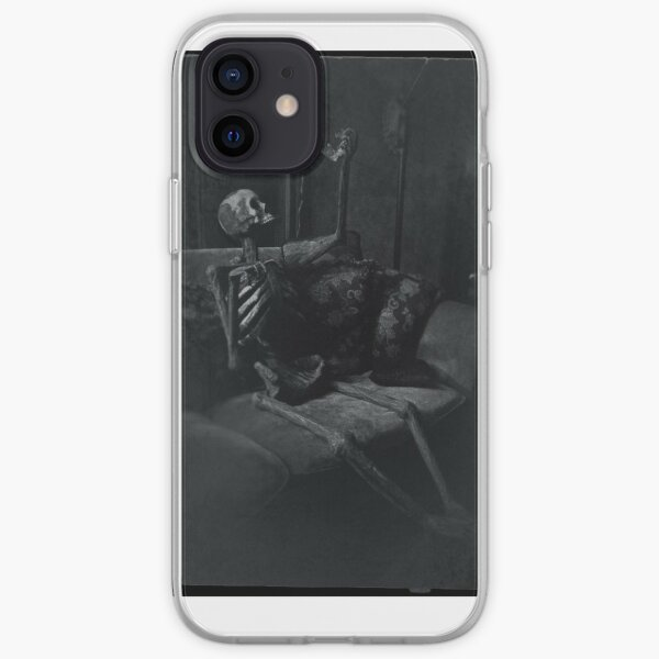 Speak No Relaxes iPhone Soft Case