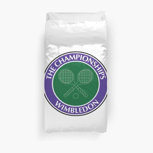 Tennis de Wimbledon Housse de couette