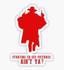 The Hateful Eight - Samuel L. Jackson Sticker