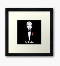 The Tracker Framed Print