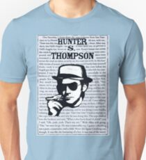Hunter Stockton Thompson. Unisex T-Shirt