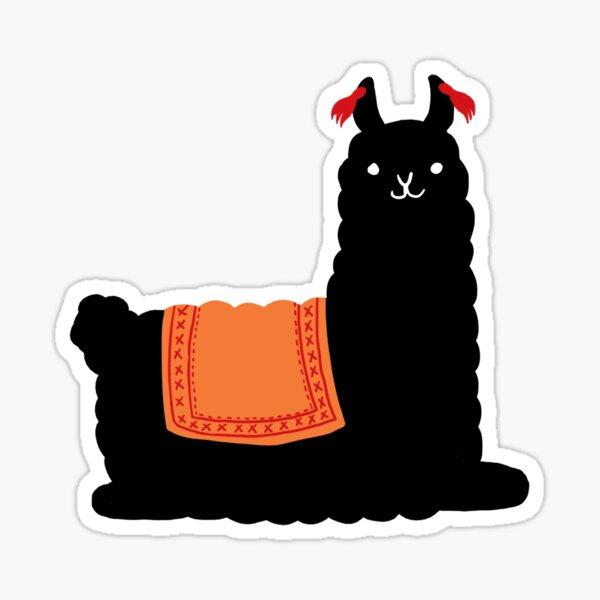 Little Llama Sticker