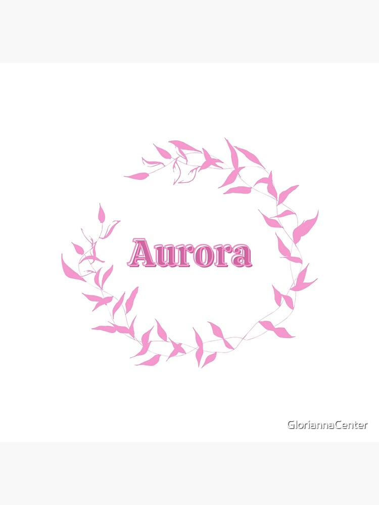 Aurora by GloriannaCenter