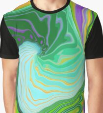 Perlin Noise 4 New Fractal Art Graphic T-Shirt