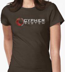 Cypher System Logo White-Unisex T-Shirts T-Shirt