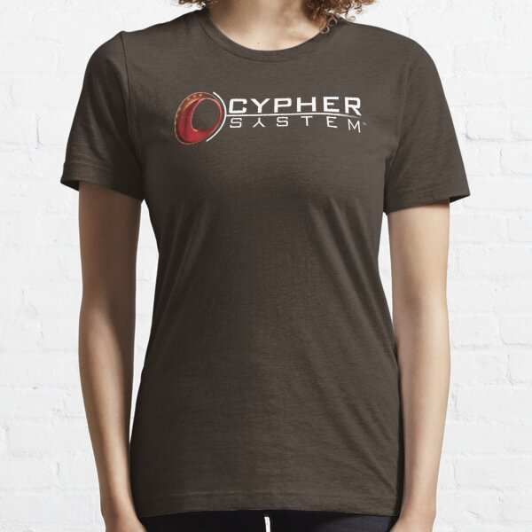 Cypher System Logo White-Unisex T-Shirts Essential T-Shirt