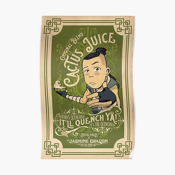 Itll Quench Ya Poster