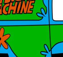 THE MYSTERY MACHINE : CLASSIC CAR Sticker