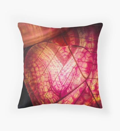 To All My Valentines, Past, Present, and Forever Throw Pillow