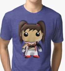 RuneScape Pop Vinyl Character Tri-blend T-Shirt