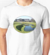 Yin Yang Landform Unisex T-Shirt
