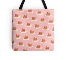 Pancake Pattern Tote Bag