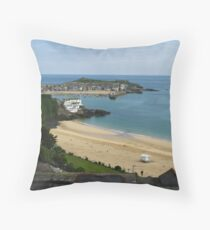 St. Ives Throw Pillow