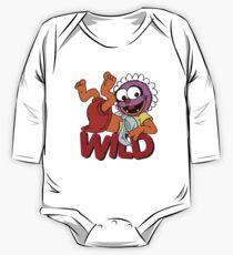 Muppet Babies - Baby Animal - Wild Long Sleeve Baby One-Piece