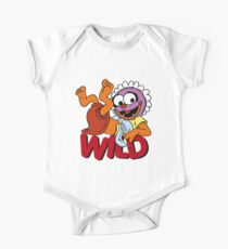 Muppet Babies - Baby Animal - Wild Short Sleeve Baby One-Piece