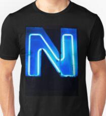 Vancouver Urban Alphabet - N T-Shirt