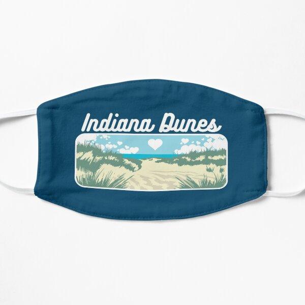 Love the Dunes Flat Mask