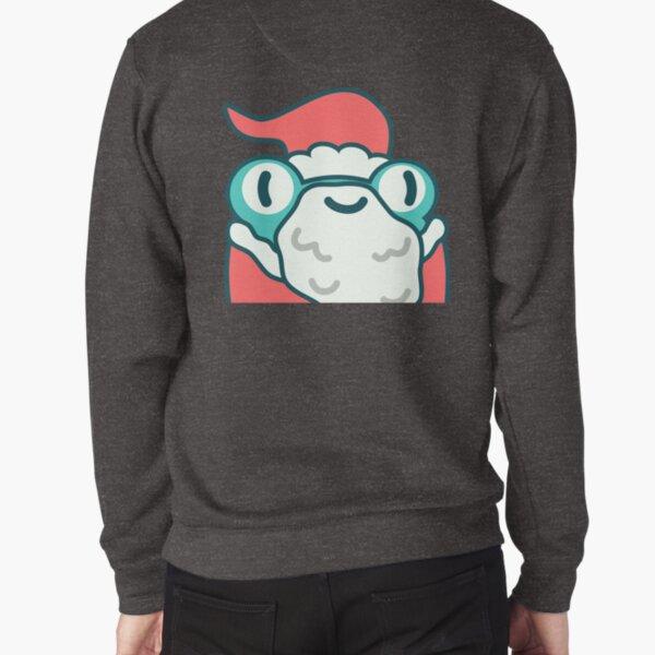 B-Froggio Santa Pullover Sweatshirt