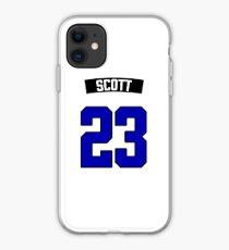Nathan Scott 23 Jersey iPhone Case