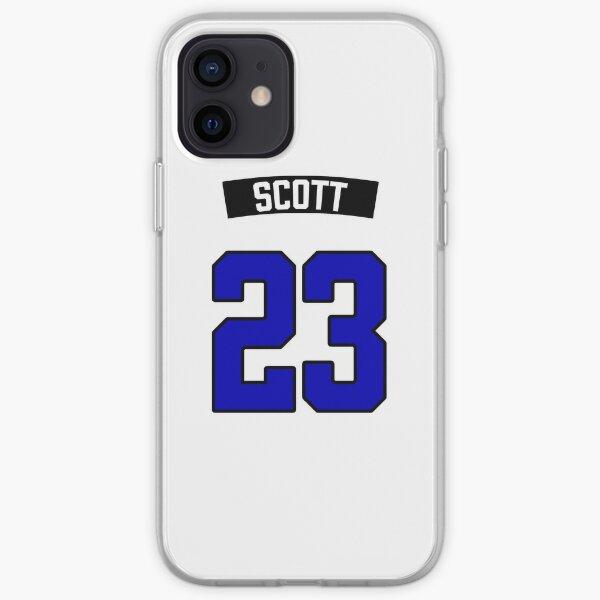 Nathan Scott 23 Jersey iPhone Soft Case