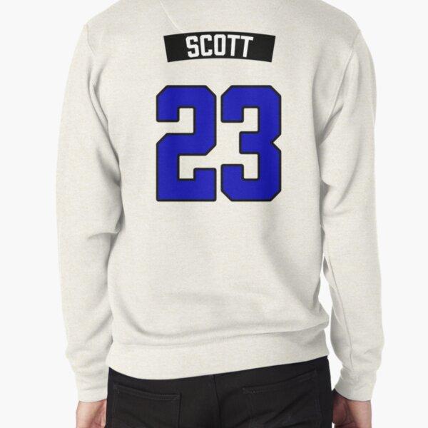 Nathan Scott 23 Jersey Pullover Sweatshirt