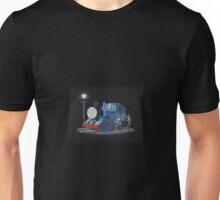 Thomas The Tank Engine - Banksy Artwork Unisex T-Shirt