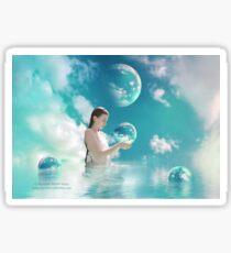 Gaia's Torment Sticker