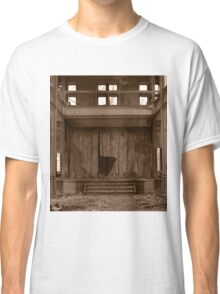 Decayed Theatre Stage Classic T-Shirt