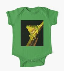 Red Eyed Tree Frog - Litoria chloris One Piece - Short Sleeve