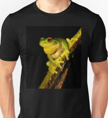 Red Eyed Tree Frog - Litoria chloris T-Shirt