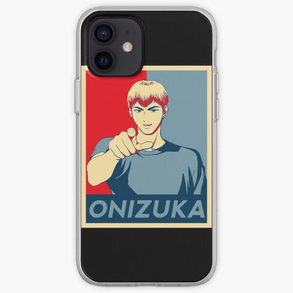 Eikichi Onizuka de Great Teacher Onizuka Coque souple iPhone