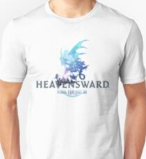 Final Fantasy XIV Heavensward Logo Unisex T-Shirt