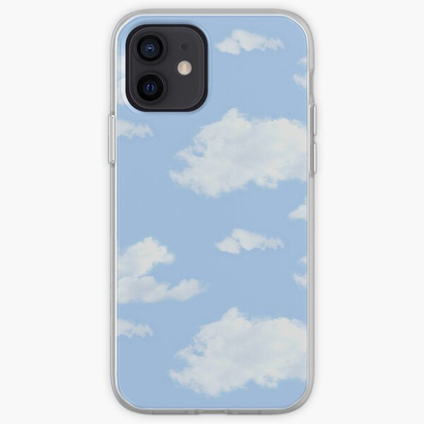 Blue Skies II iPhone Soft Case