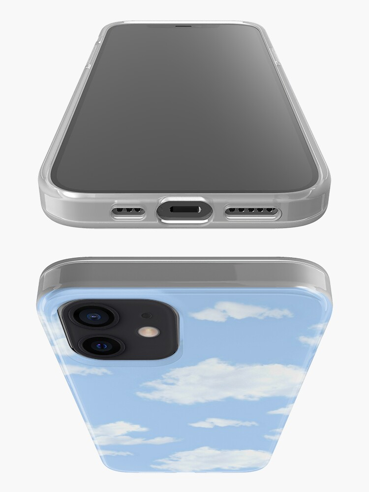 Alternate view of Blue Skies II iPhone Case & Cover