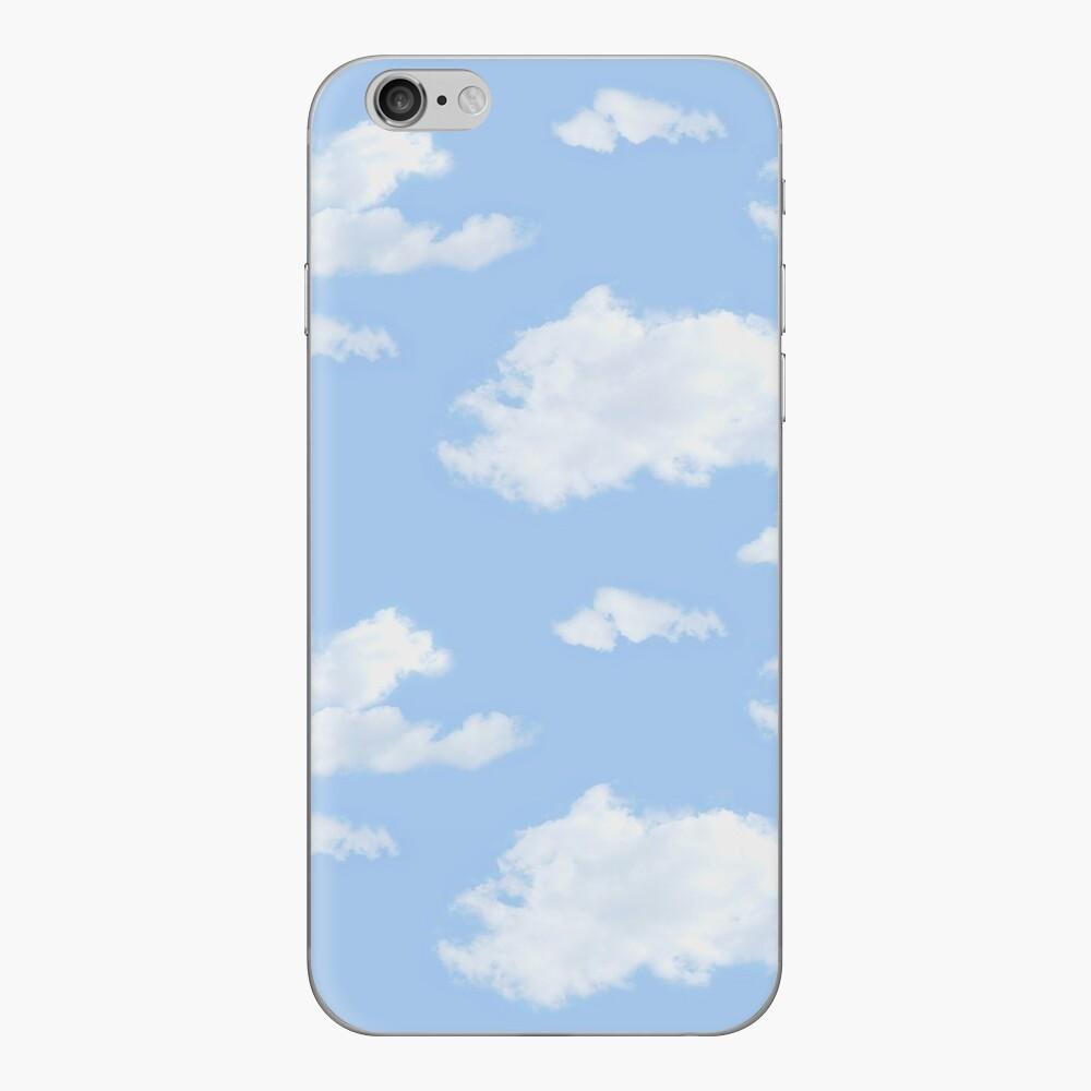 Blue Skies II iPhone Skin