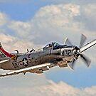 Douglas AD-4NA Skyraider 126922 402-AK G-RADR by Colin Smedley