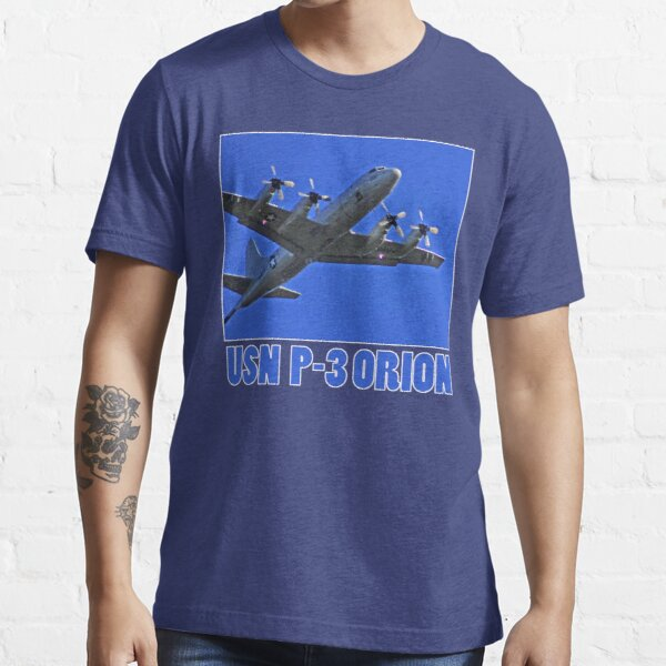 u.s. navy p3 orion t Essential T-Shirt