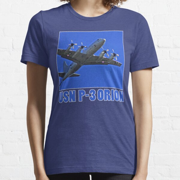 u.s. navy p3 orion t Essential T-Shirt