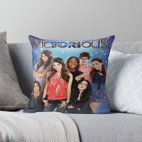 Top Selling Victorious Cast Throw Pillow