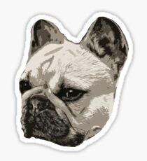 Frenchie - portrait Sticker