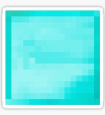 Diamond Block Sticker