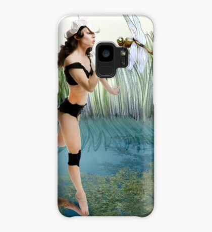 Fireflies on the Enchanted Lake - Arual Case/Skin for Samsung Galaxy