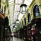 Gone shopping by Robert Steadman