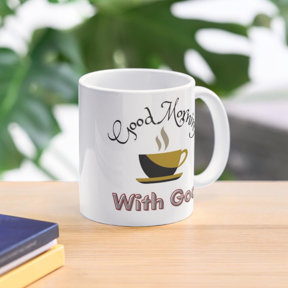 Coffee With God Mug