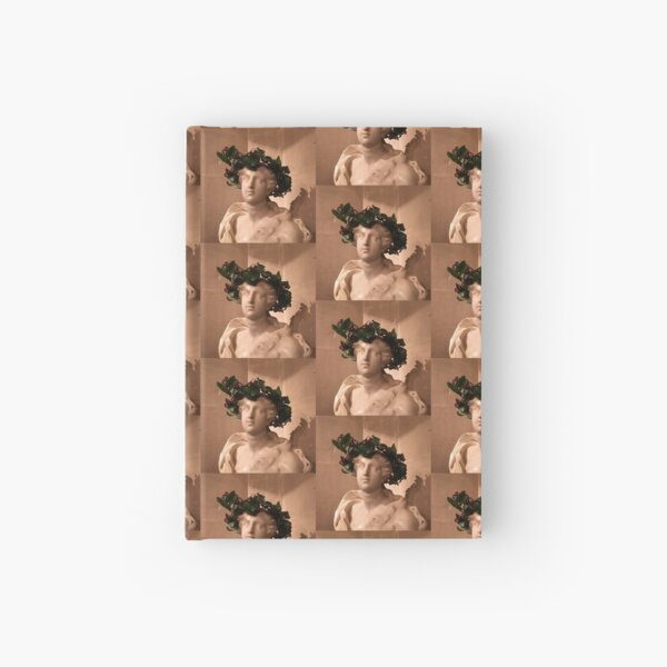 Christmas bust Hardcover Journal