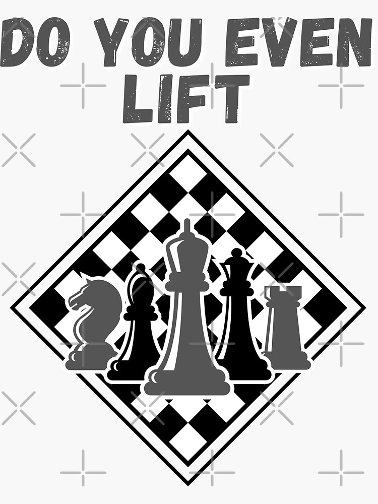 Chess Humour, chess club lover design by Pugamall